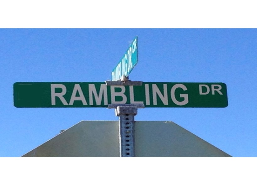 Rambling-Drive